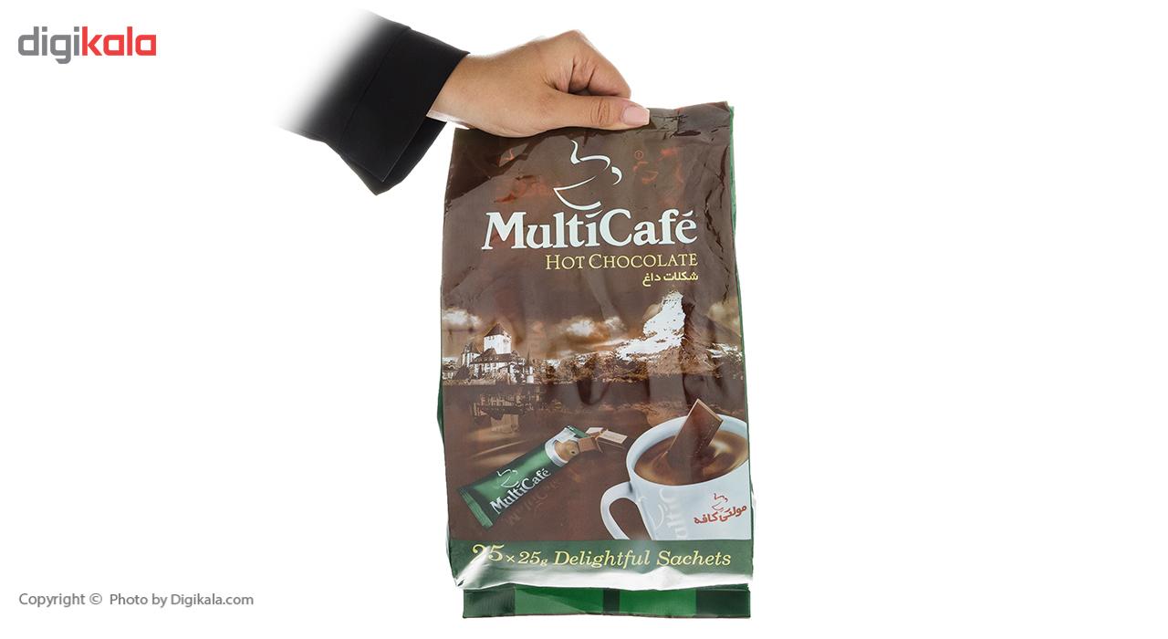 هات چاکلت مولتی کافه مقدار 625 گرم بسته 25 عددی main 1 6
