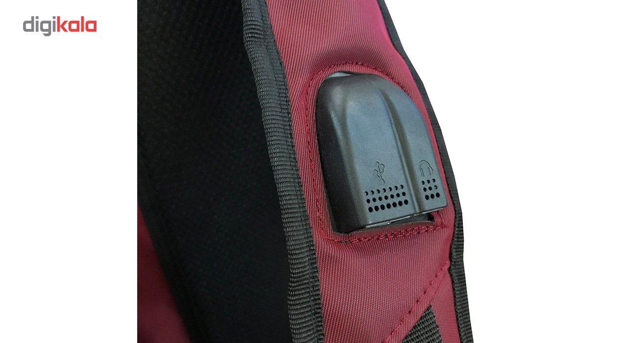 کوله پشتی لپ تاپ فوروارد مدل FCLT6622 مناسب برای لپ تاپ های 16.4 اینچی main 1 11