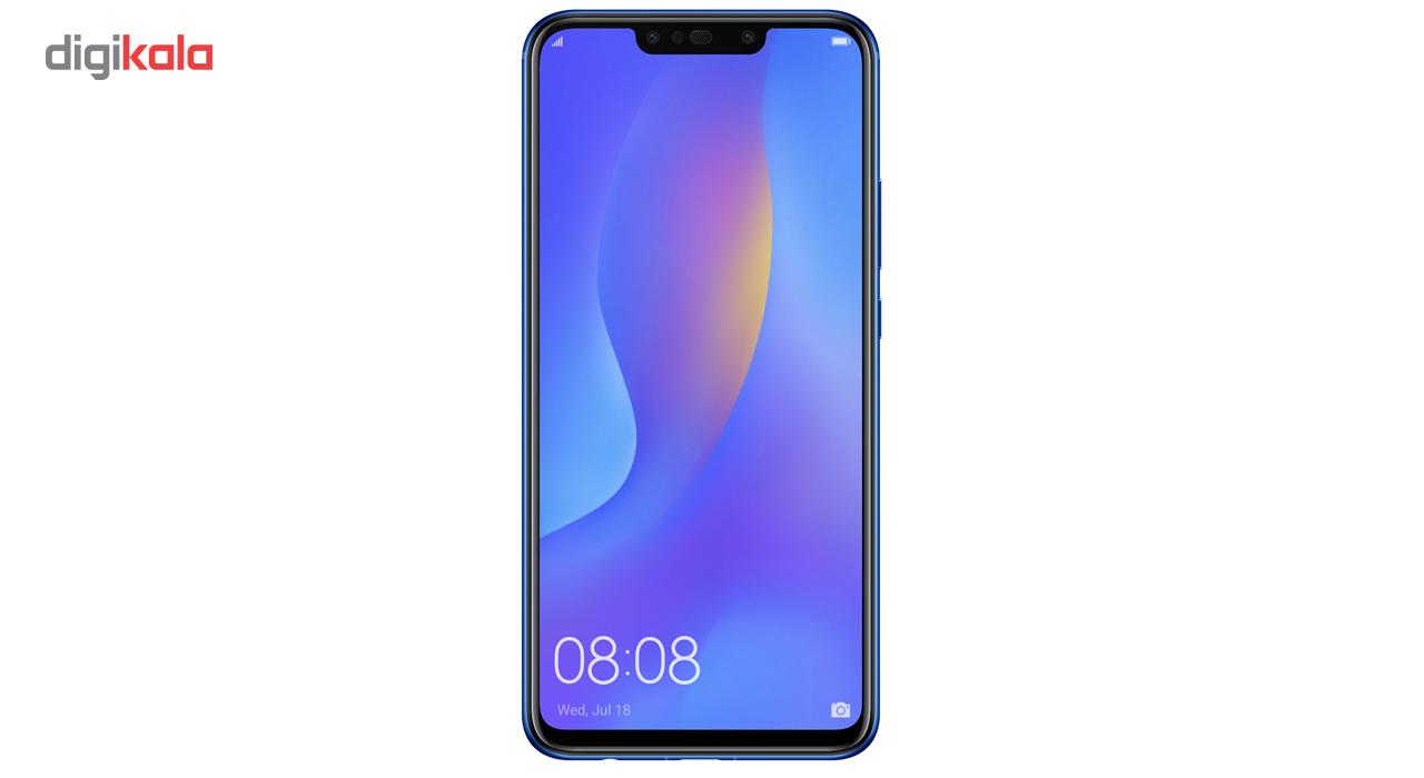 گوشی موبایل هوآوی مدل Nova 3i INE-LX1M دو سیم کارت ظرفیت 128 گیگابایت                             Huawei Nova 3i INE-LX1M Dual SIM 128GB Mobile Phone