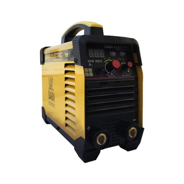 اینورتر جوشکاری صبا الکتریک مدل SABA-200-A2 ظرفیت  200 آمپر