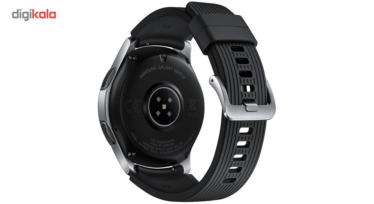 ساعت هوشمند سامسونگ مدل Galaxy Watch SM-R800 main 1 4