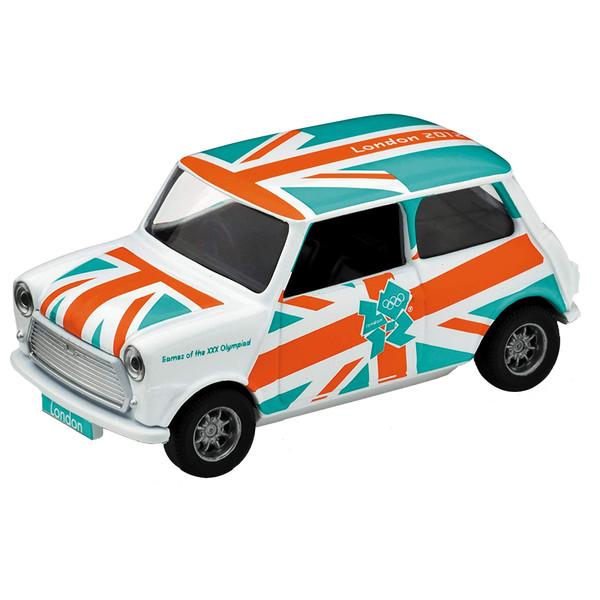 ماشین بازی کورگی تویز مدل Great British Classics Mini Cooper