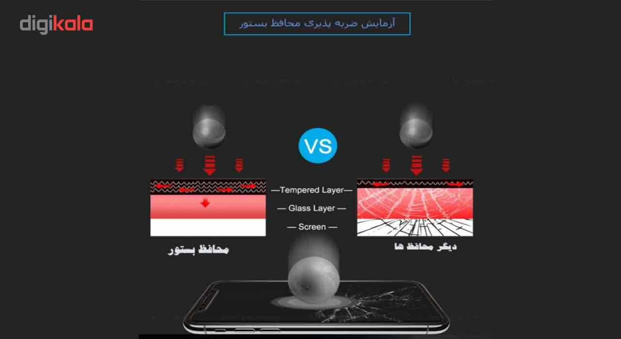 محافظ صفحه نمایش بستور مدل نانو مناسب برای گوشی ایسوس ZenFone 6 main 1 3