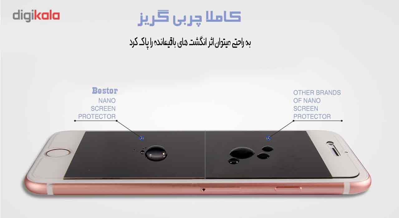 محافظ صفحه نمایش بستور مدل نانو مناسب برای گوشی ایسوس ZenFone 6 main 1 4