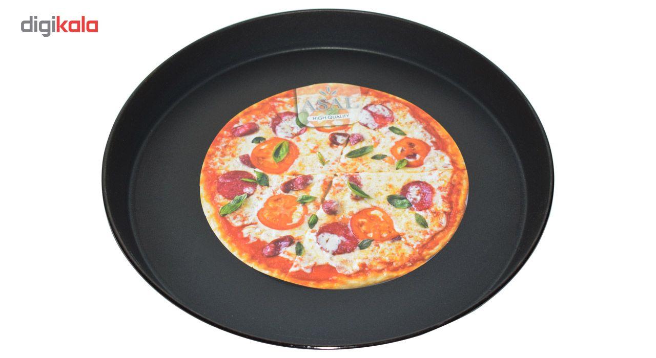 ظرف پخت پیتزا  عسل   مدل 27 main 1 2