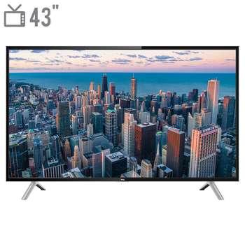 تلویزیون ال ای دی هوشمند تی سی ال مدل 43S4910 سایز 43 اینچ