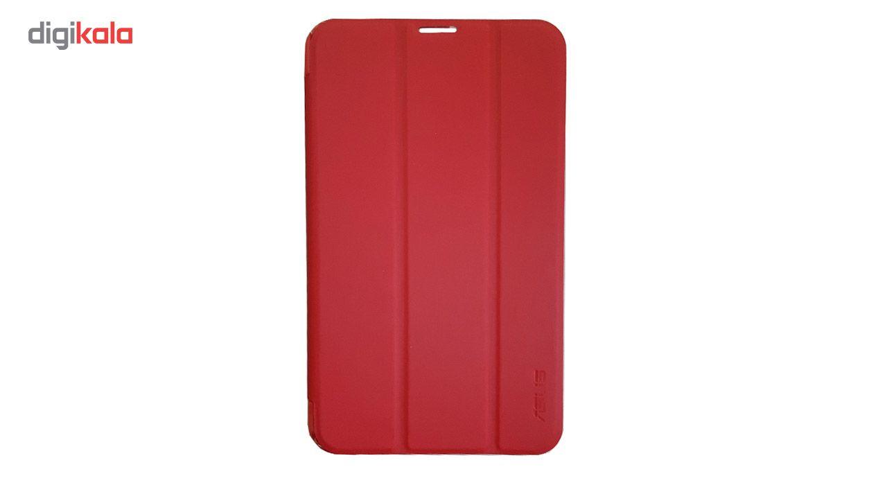 کیف کلاسوری مدل Trance Cover  مناسب برای تبلت Asus FE170CG main 1 2