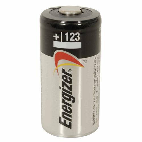 باتری لیتیومی CR123 انرجایزر مدل Lithium