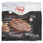 همبرگر گوشت 90% پخته ب.آ مقدار 480 گرم thumb