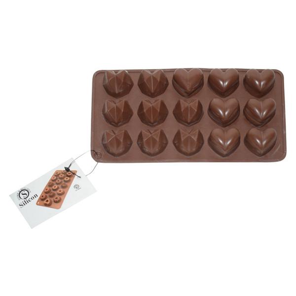 قالب شکلات مدل Hearths