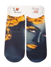 جوراب دخترانه فیلاردی طرح دختر رویایی -  - 2