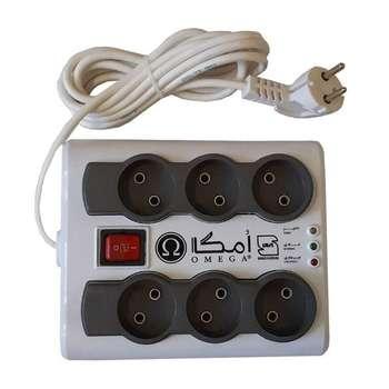 چندراهی برق امگا مدل مدل P6000