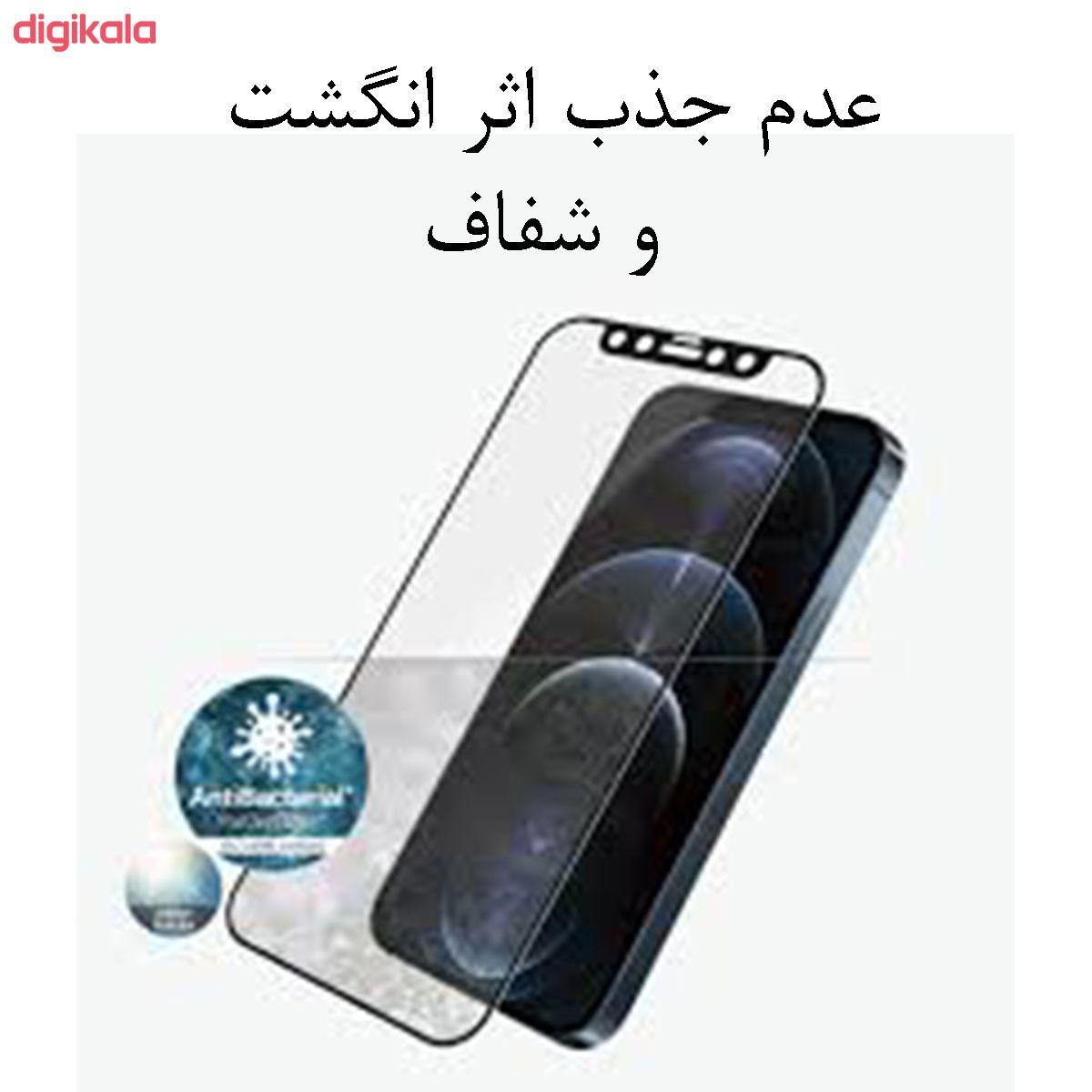 محافظ صفحه نمایش سرامیکی مدل CRM_CLR مناسب برای گوشی موبایل اپل iPhone 12 Pro Max main 1 3