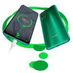 گوشی موبایل هوآوی مدل Nova 7i دو سیم کارت ظرفیت 128 گیگابایت به همراه شارژر همراه کینگ استار مدل KP10017 ظرفیت 10000 میلی آمپر ساعت