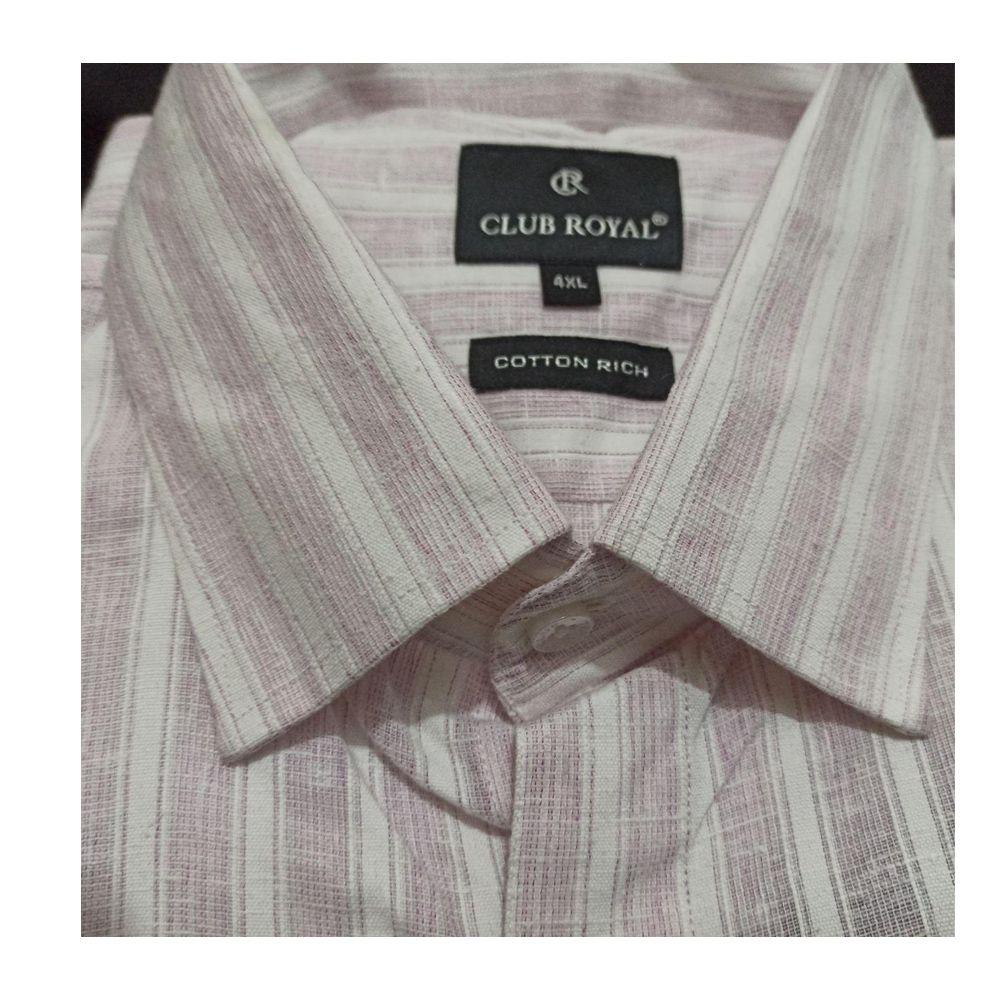 پیراهن مردانه کلاب رویال کد 040 -  - 4
