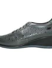 کفش روزمره زنانه آر اند دبلیو مدل 538 رنگ طوسی -  - 1