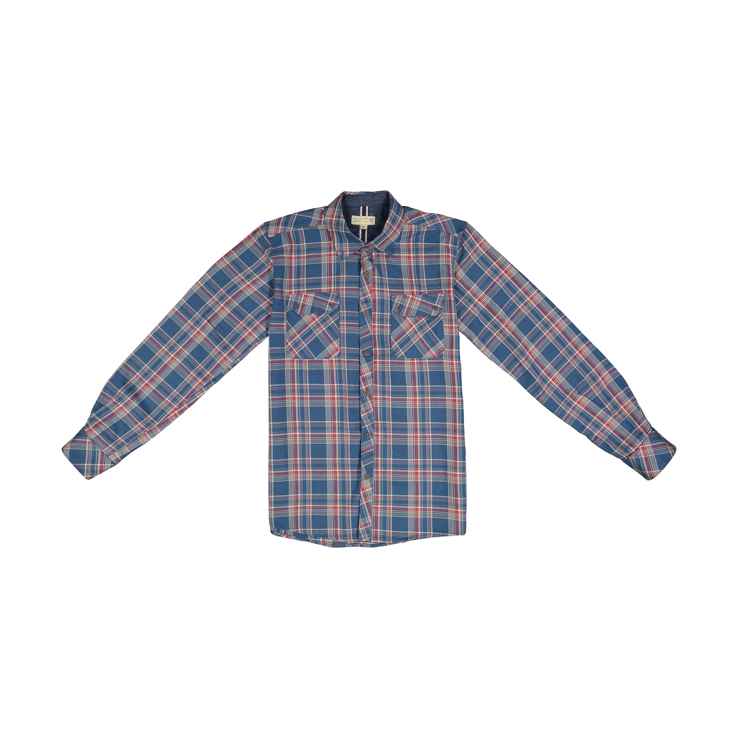 پیراهن پسرانه بانی نو مدل 2191141-62