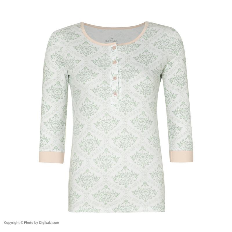 ست تی شرت و شلوار زنانه ناربن مدل 1521327-41