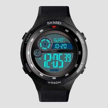 ساعت مچی دیجیتال مردانه اسکمی مدل 1465 BK
