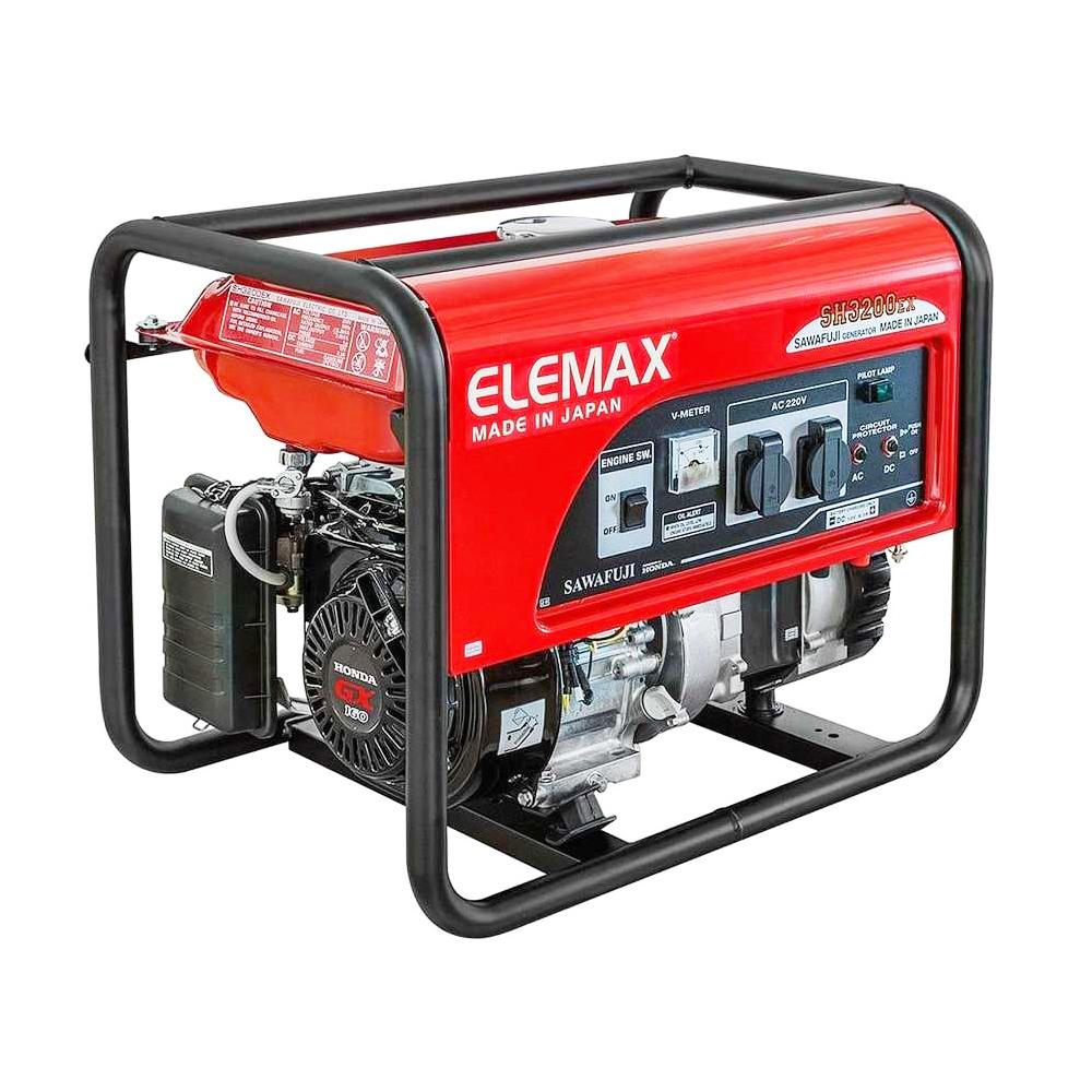 موتور برق بنزینی المکس مدل SH3200EX کد EX-3200