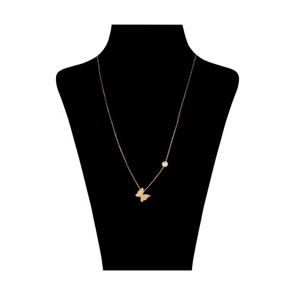 گردنبند طلا 18 عیار زنانه ناتروسا مدل NG230