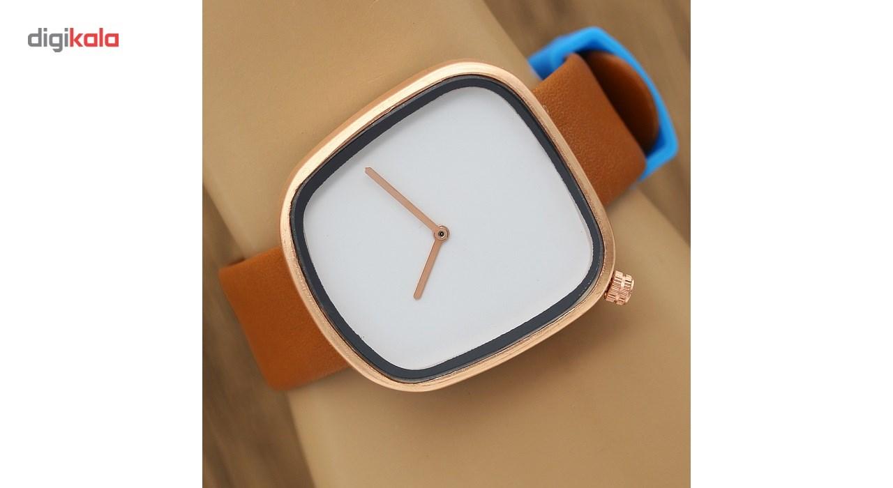 خرید ساعت مچی عقربه ای مردانه و زنانه مدل 22 | ساعت مچی