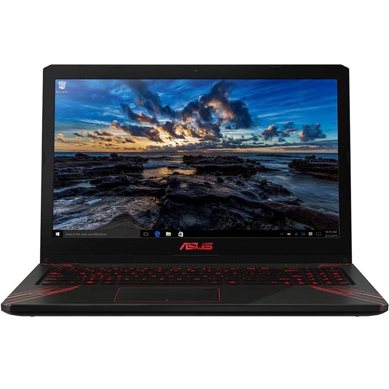 لپ تاپ 15 اینچی ایسوس مدل ROG FX570UD - K