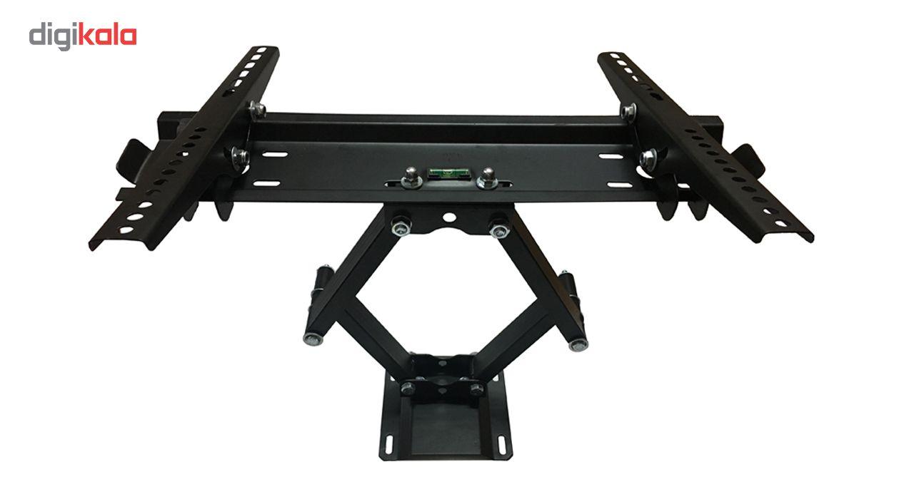 پایه دیواری تلویزیون تی وی جک مدل W5 مناسب برای تلوزیون 32 تا 58 اینچ main 1 4