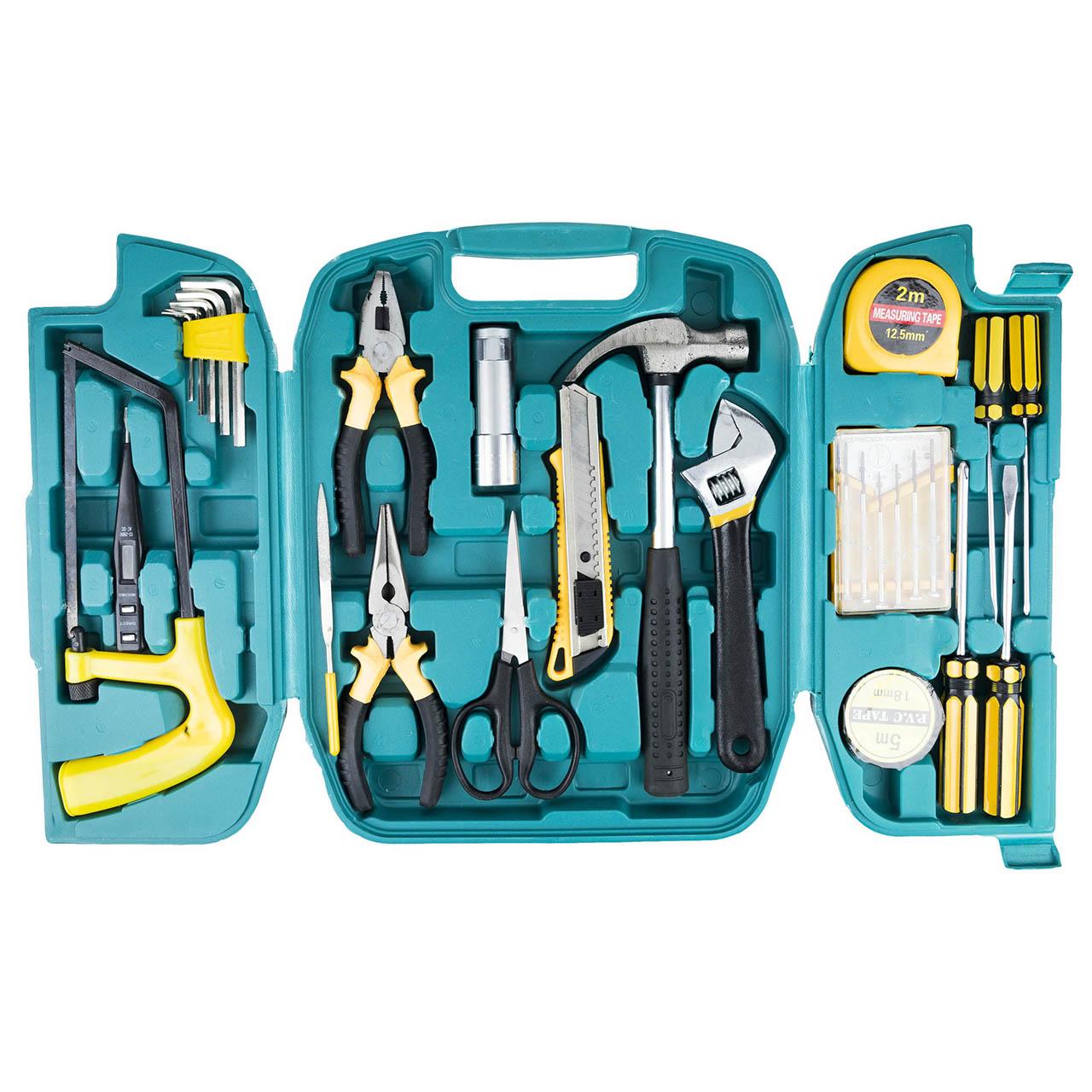مجموعه 27 عددی ابزار مدل LC8027
