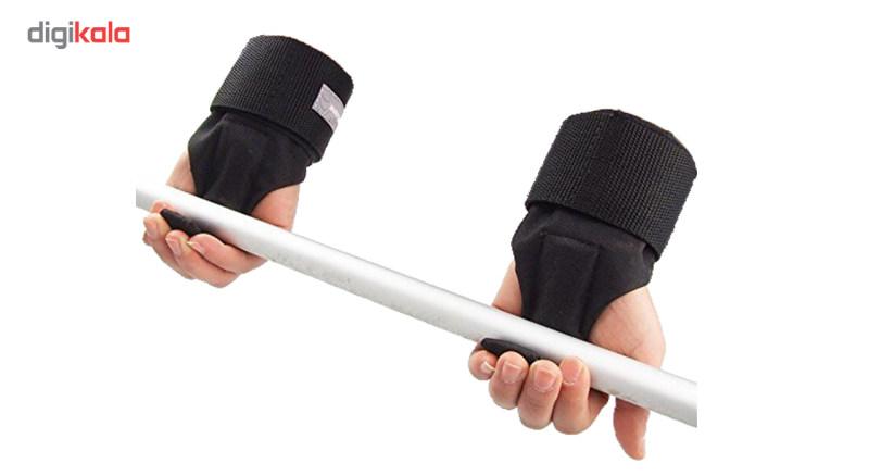 مچ بند ورزشی ترک ویر مدل Paski 20 Lifting Hooks