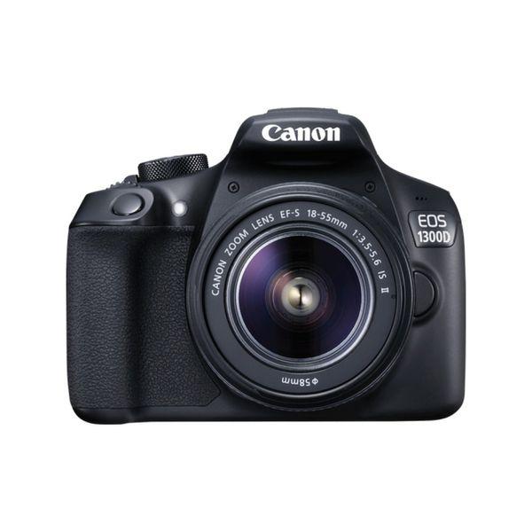 دوربین دیجیتال کانن مدل EOS 1300D با لنز 55-18 میلی متر DC III   Canon EOS 1300D 18-55mm DC III Digital Camera