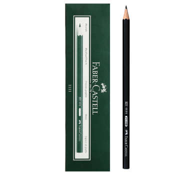 مداد مشکی فابر کاستل کد 1111 بسته 12 عددی
