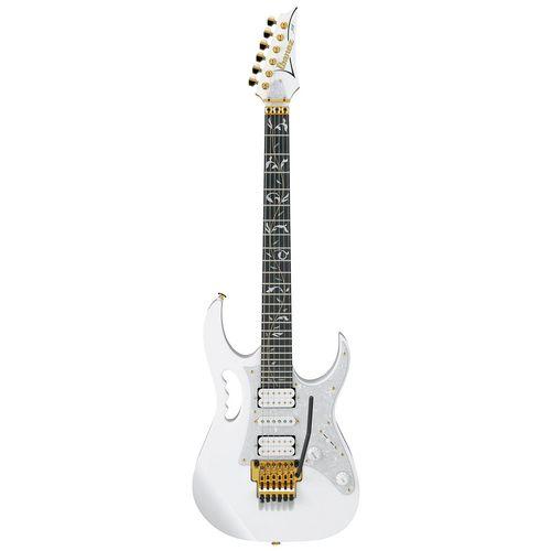 گیتار الکتریک آیبانز مدل JEM7V WH Steve Vai Signature