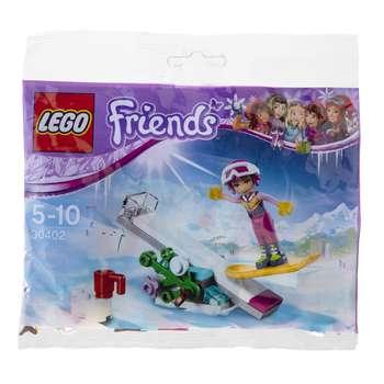 لگو سری Friends مدل Snowboard Tricks 30402