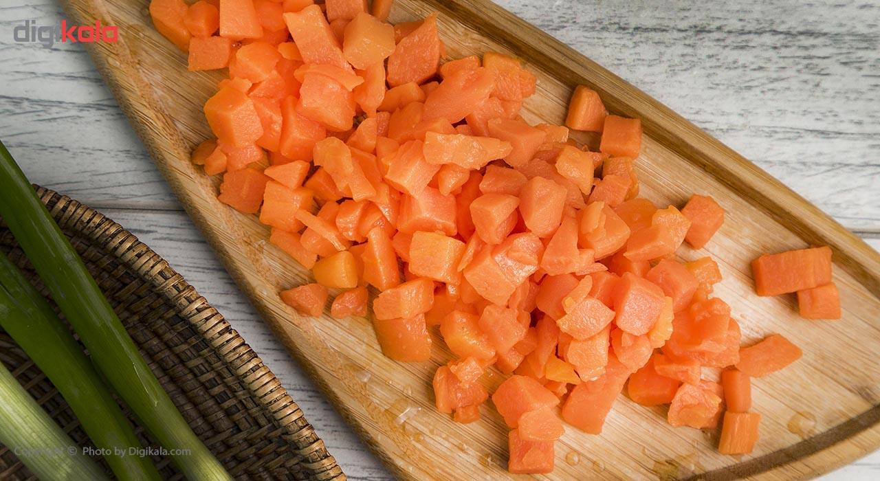 هویج منجمد سرد و تازه مقدار 500 گرم main 1 1