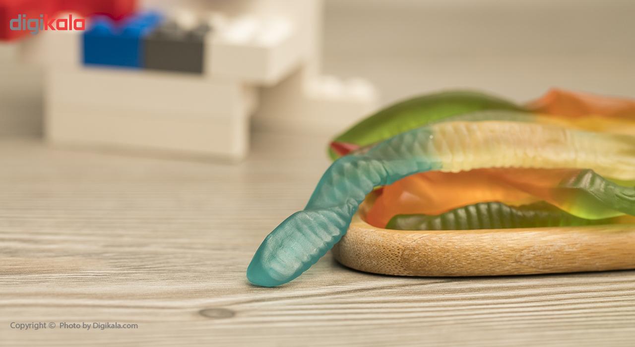 پاستیل هاریبو مدل Worms مقدار 130 گرم