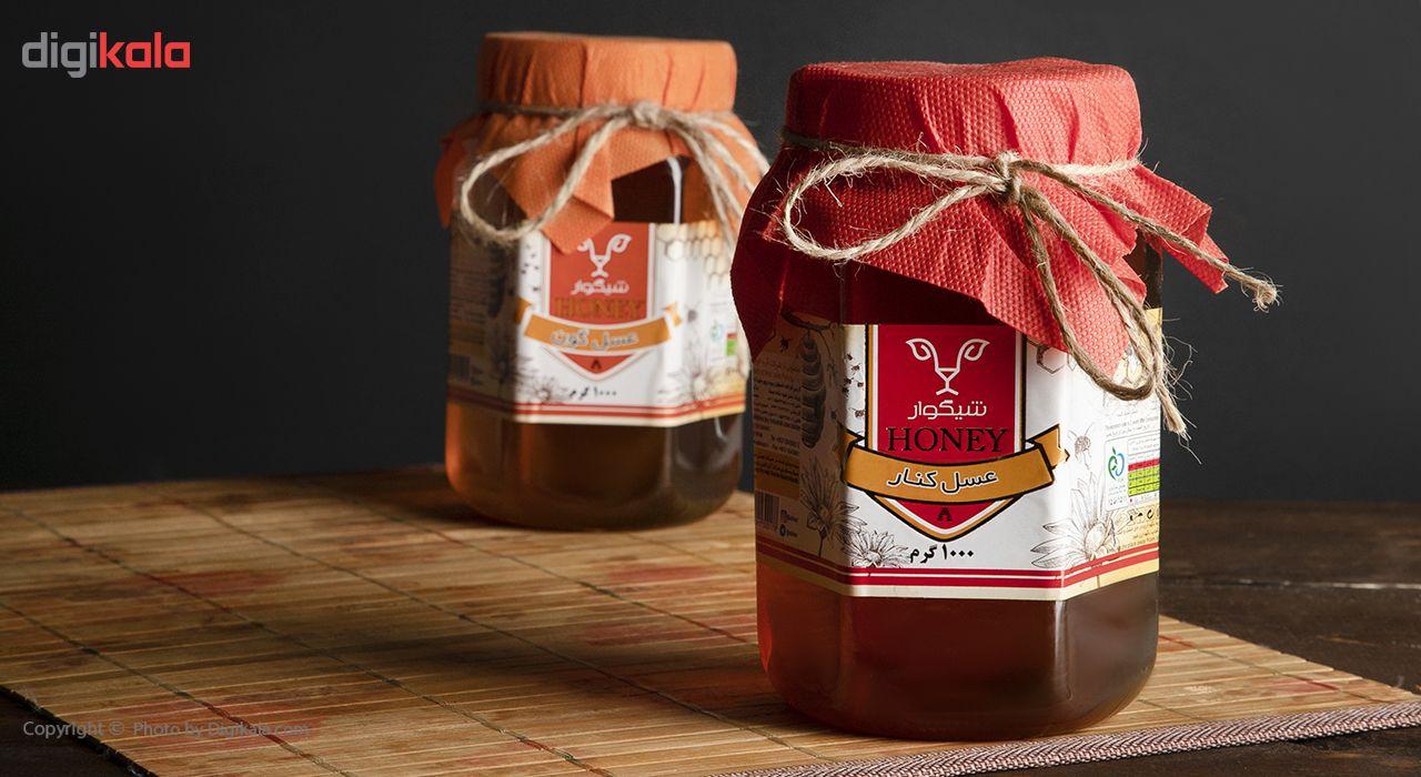 عسل کنار شیگوار - 1 کیلوگرم main 1 4