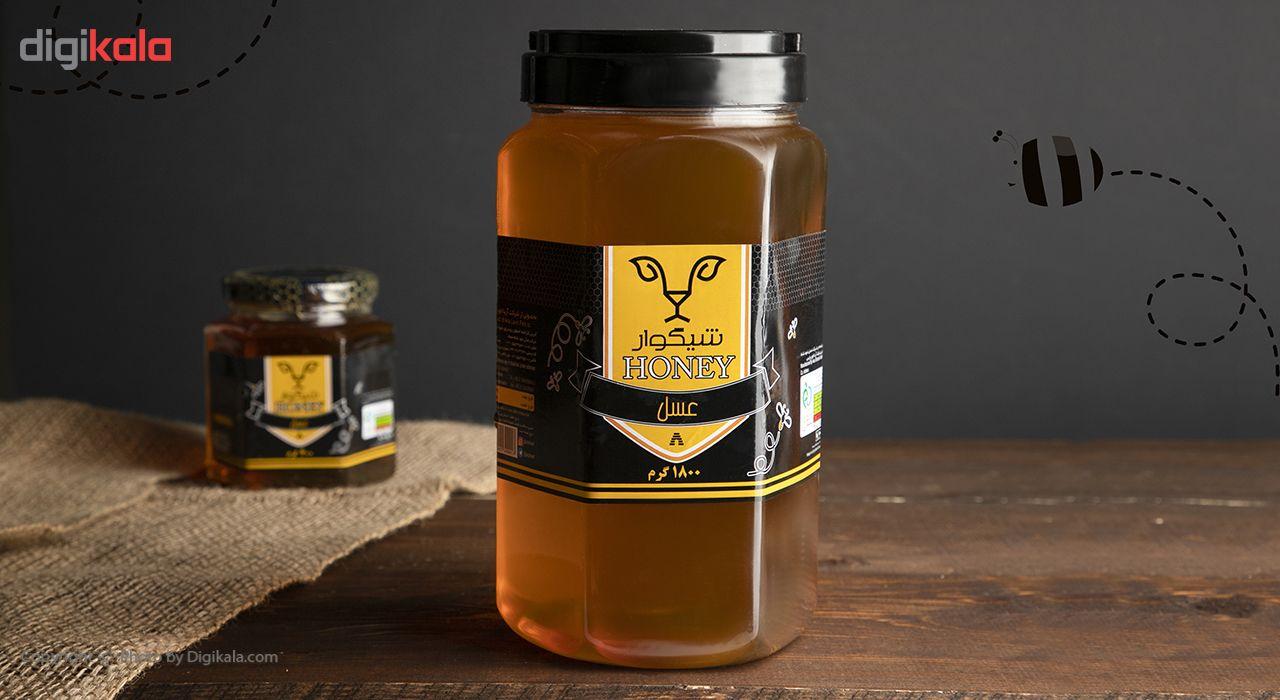 عسل شیگوار - 1.8 کیلوگرم main 1 5