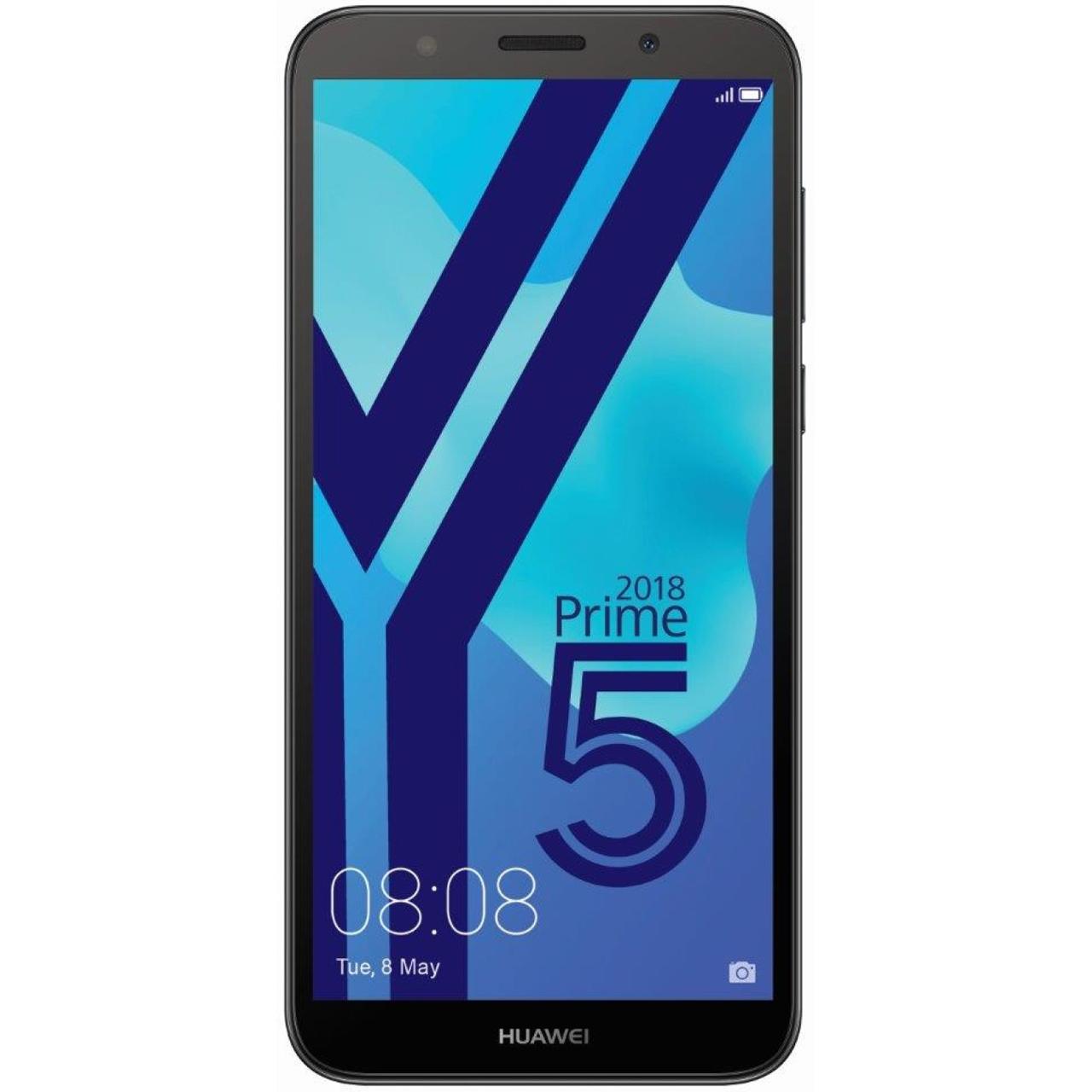 گوشی موبایل هوآوی مدل Y5 Prime 2018 DRA-LX2 دو سیم کارت ظرفیت 16 گیگابایت | Huawei Y5 Prime 2018 DRA-LX2 Dual SIM 16GB Mobile Phone