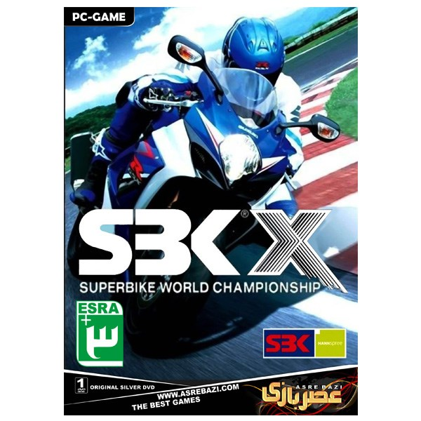 بازی کامپیوتری Superbike World Championship
