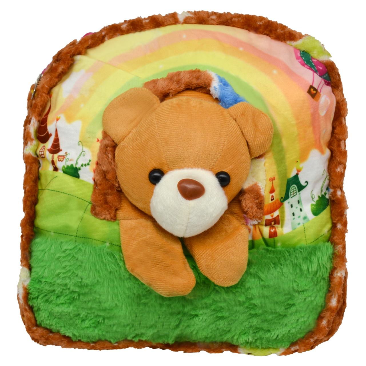 کوله پشتی کودک مدل خرس کد1677