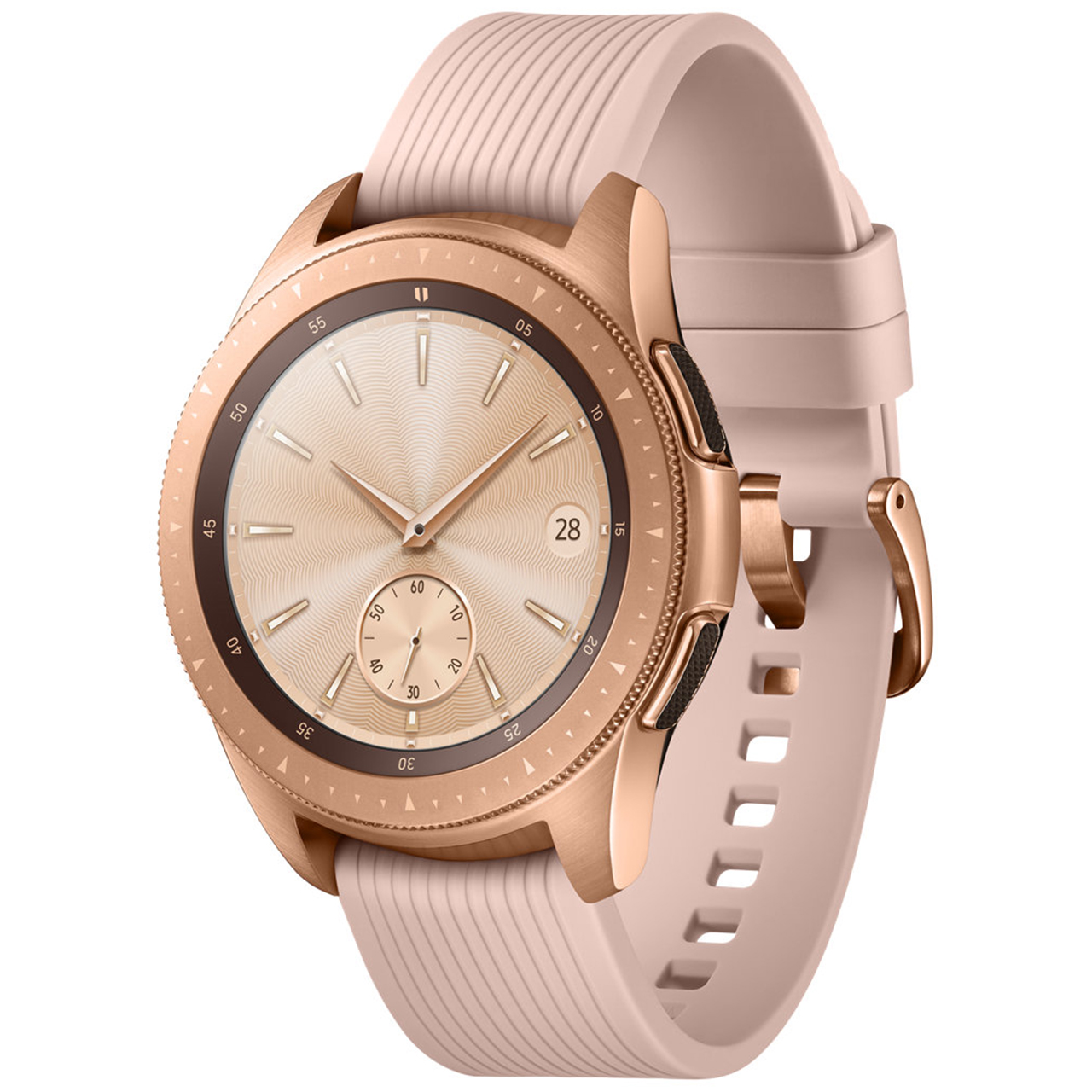 خرید ارزان ساعت هوشمند سامسونگ مدل Galaxy Watch SM-R810
