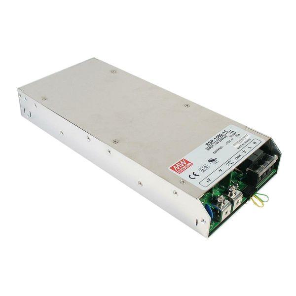 منبع تغذیه 48 ولت 21 آمپر مینول مدل RSP-1000-48
