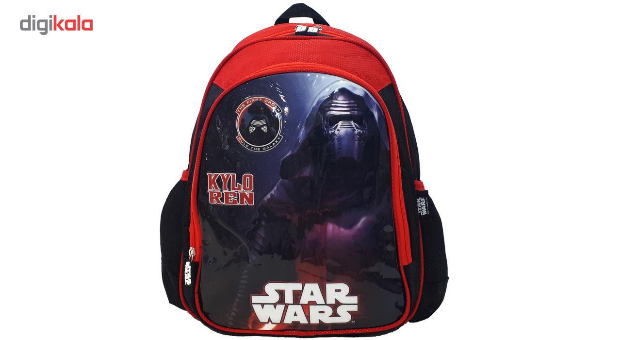 کوله پشتی هاکان مدل Star Wars کد 129