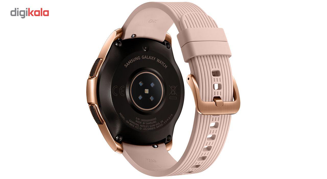 ساعت هوشمند سامسونگ مدل Galaxy Watch SM-R810 main 1 4