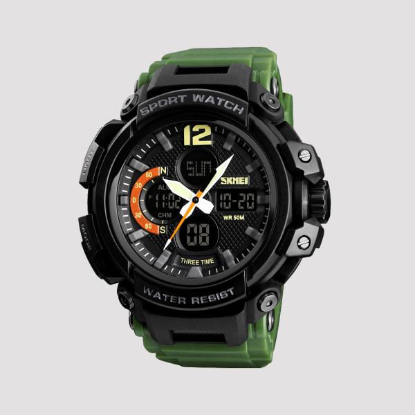 ساعت مچی دیجیتال مردانه اسکمی مدل 1343 AG
