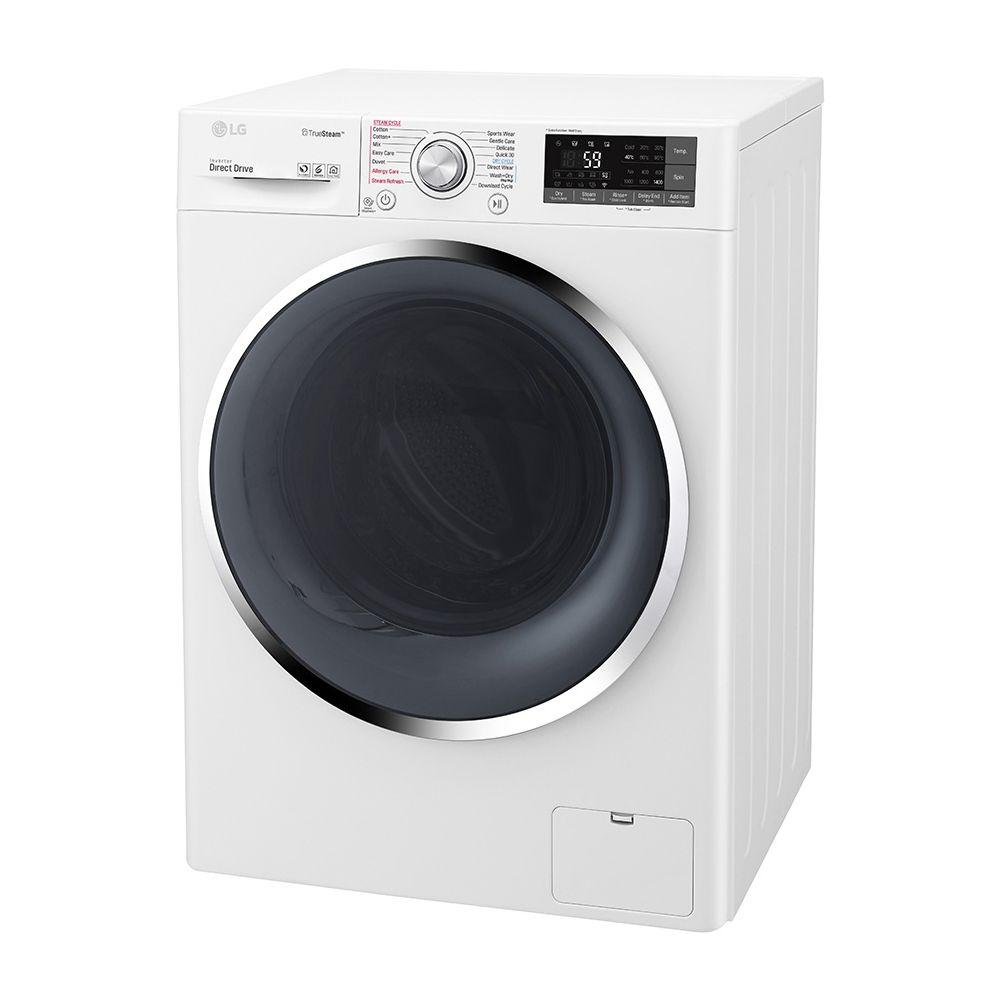 ماشین لباسشویی ال جی مدل WM-966SW ظرفیت 9 کیلوگرم main 1 7