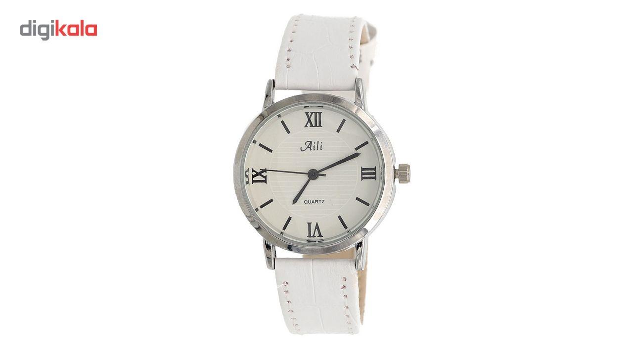 خرید ساعت مچی عقربه ای مردانه آيلي مدل SW303