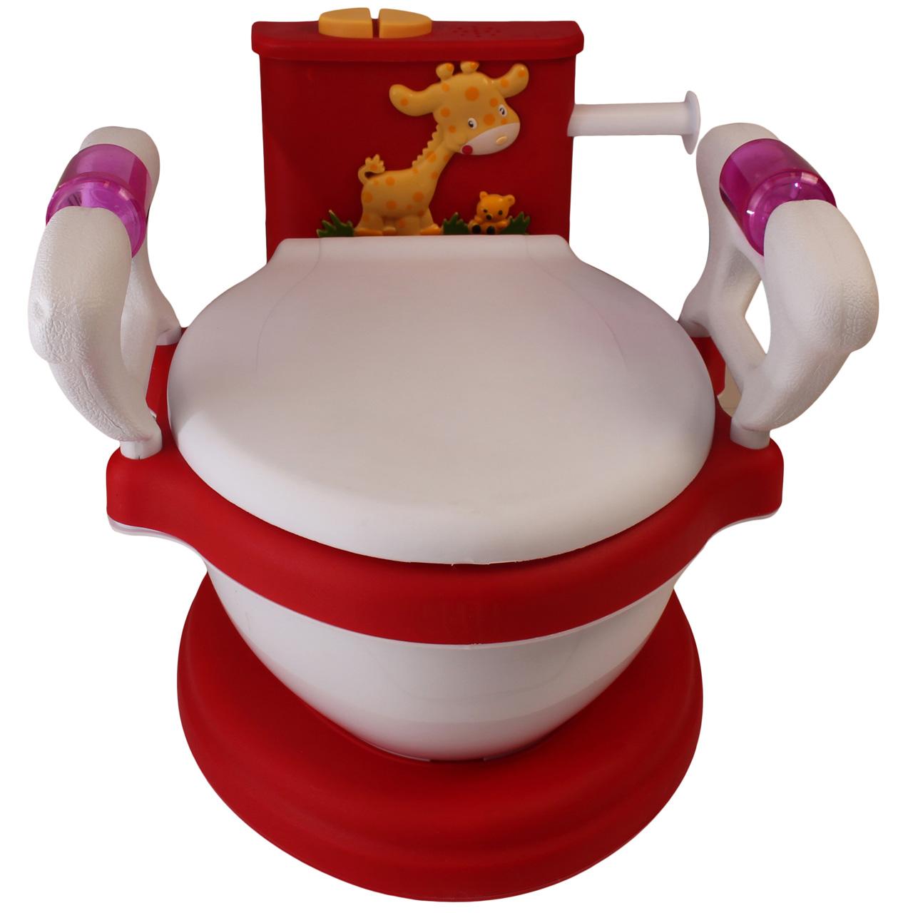 توالت فرنگی سپیده تویز مدل Step-By-Step