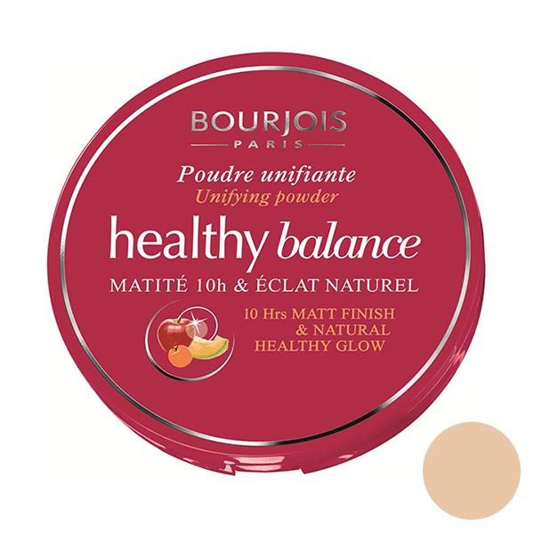 پنکیک روشن بورژوآ مدل Healthy Balance Powder 52